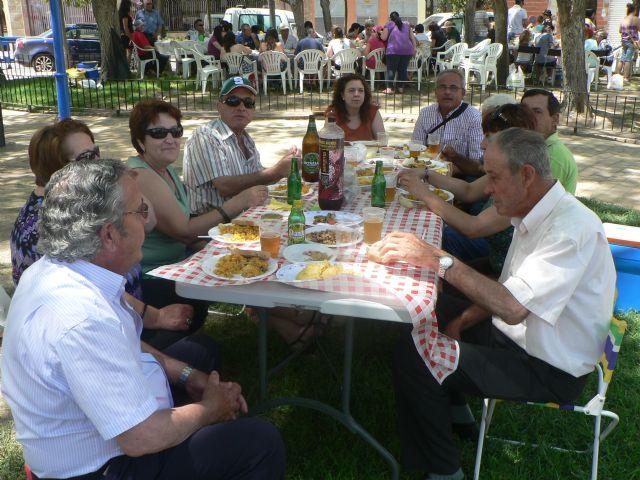 El espíritu de fiesta y convivencia vuelve a apoderarse de San Isidro, Foto 1