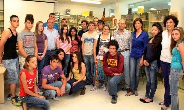 El IES Rambla de Nogalte participa en el proyecto Empresa Joven Europea con el que se pretende fomentar el espíritu emprendedor de los jóvenes - 1, Foto 1