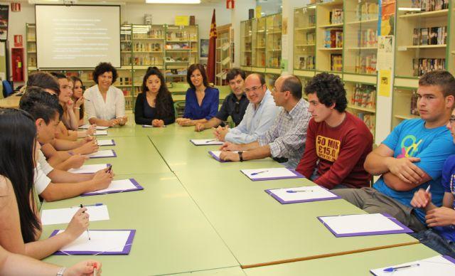 El IES Rambla de Nogalte participa en el proyecto Empresa Joven Europea con el que se pretende fomentar el espíritu emprendedor de los jóvenes - 2, Foto 2