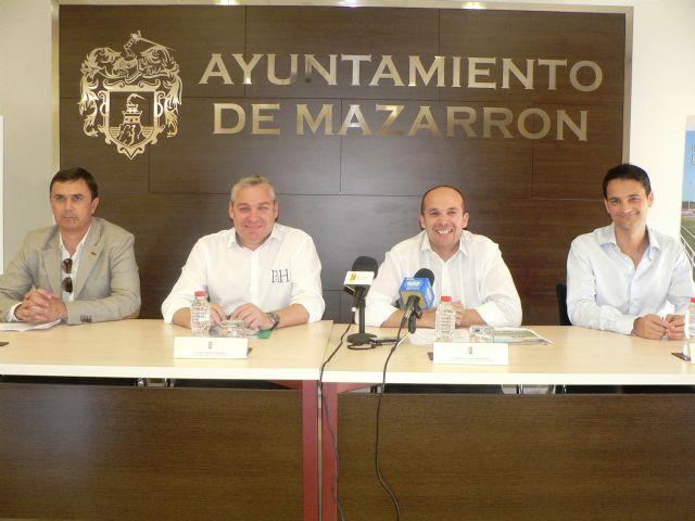 José Miguel Campos dirigirá el I Campus de Fútbol Bahía de Mazarrón - 1, Foto 1