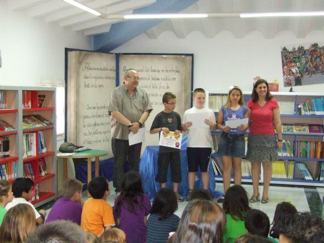 Los niños de los colegios también escriben cuentos y cuentan con su propio concurso, Foto 1