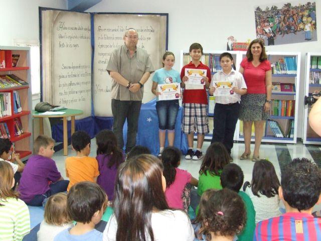 Los niños de los colegios también escriben cuentos y cuentan con su propio concurso, Foto 2