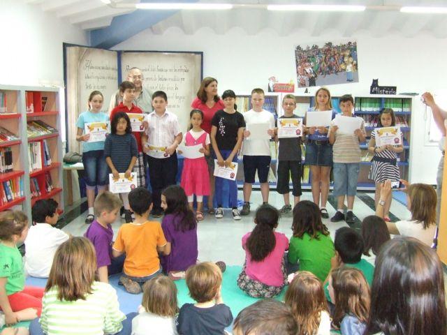 Los niños de los colegios también escriben cuentos y cuentan con su propio concurso, Foto 3