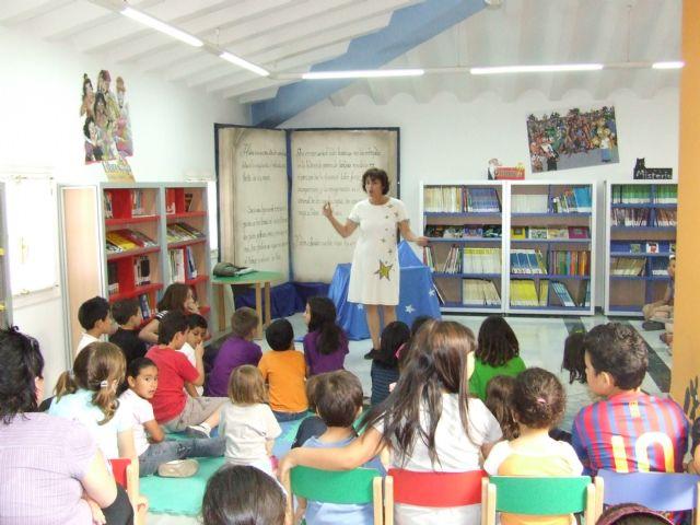 Los niños de los colegios también escriben cuentos y cuentan con su propio concurso, Foto 4