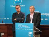 El PP pide a Roberto García que devuelva 80.000 euros a las arcas del Ayuntamiento de Beniel