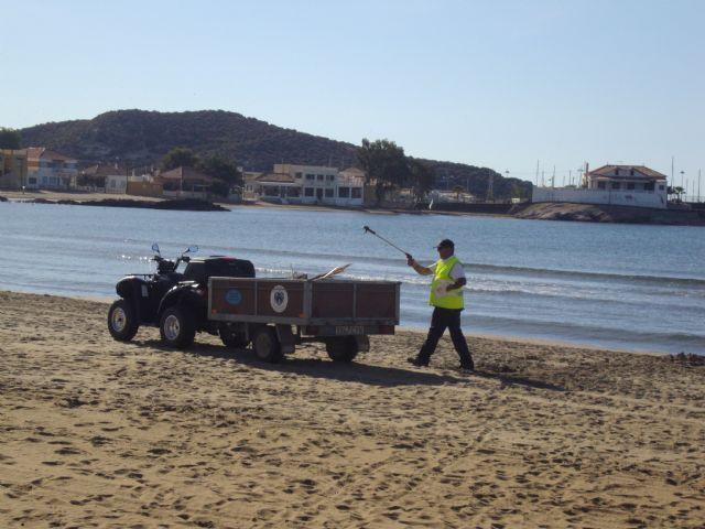 Servicios adelanta la campaña de acondicionamiento y mejora del litoral - 1, Foto 1
