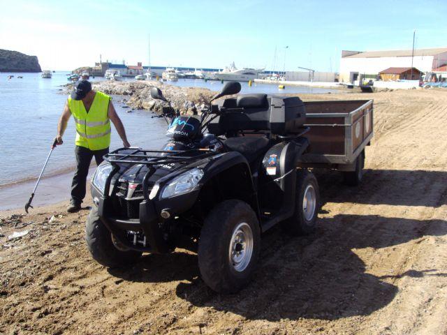 Servicios adelanta la campaña de acondicionamiento y mejora del litoral - 2, Foto 2