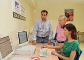 Nuevo servicio de Oficina Virtual de Empleo en Puerto Lumbreras