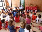 Los niñ@s de Cañada de Gallego aprenden las peculiaridades del esparto