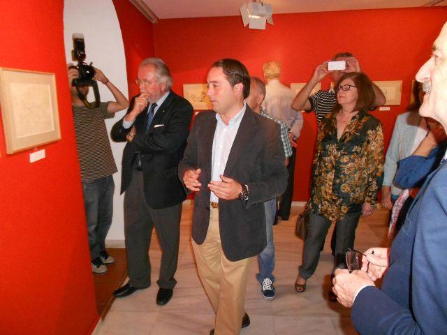 Un paseo por el Ramón Gaya con guías extraordinarios - 1, Foto 1
