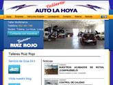 Talleres Ruiz Rojo elige Superweb para crear su nueva página web