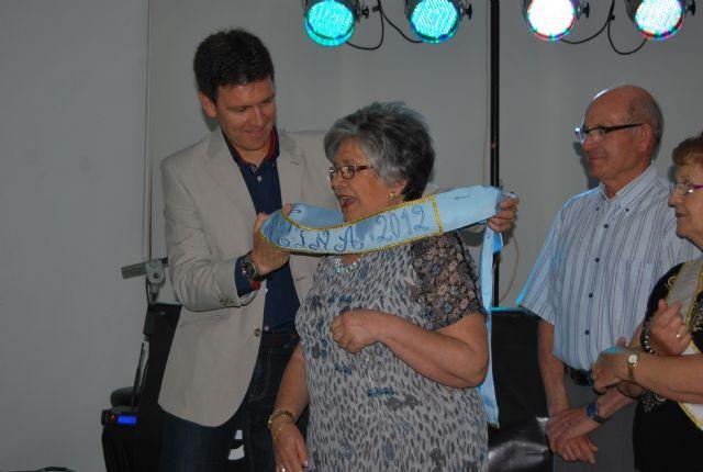 Isabel Valenzuela Navarro y Juan Andreo Pérez, nuevos Reyes de los Mayores, Foto 2