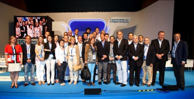 Alfonso Fernando Cerón, entre los 22 miembros del nuevo Comité Ejecutivo Regional, Foto 2