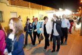 El pregón de Maite Defruc da paso a la segunda semana de fiestas en Pozo Estrecho