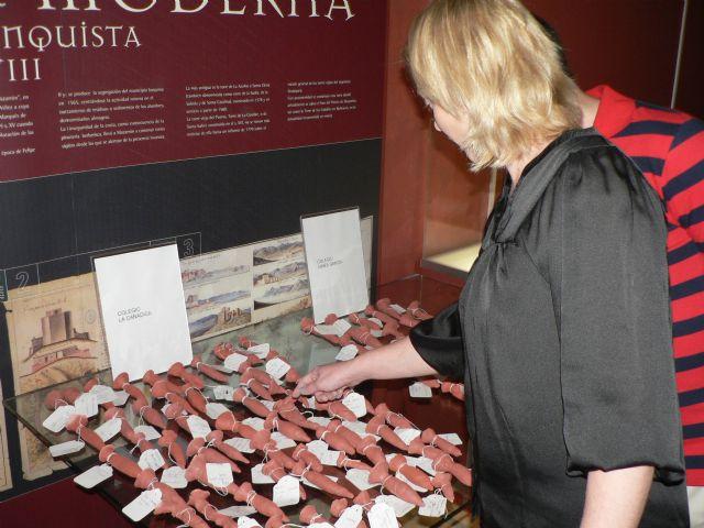 Un millar de personas disfrutan del patrimonio mazarronero gracias al Día Internacional de los Museos, Foto 1