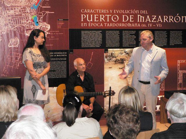 Un millar de personas disfrutan del patrimonio mazarronero gracias al Día Internacional de los Museos, Foto 2