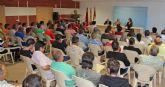 Más de 150 agricultores y ganaderos se especializan a través de programas formativos relacionados con el sector primario en Puerto Lumbreras
