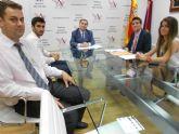El Defensor del Pueblo recibe a Unidad por Alguazas para pedir al ayuntamiento que habilite un despacho al grupo político