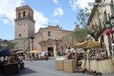 Las actividades organizadas con motivo de la 'I Semana Solidaria' de la Asociación Española de Trasplantados finalizó con el desarrollo de un mercado artesano