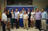 La familia del PP hace balance de la gestión 'de austeridad y responsabilidad política' del equipo de gobierno del PP en el primer aniversario de gobierno municipal