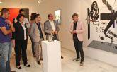 Inaugurado el 'Circuito de las Artes Visuales' con la I exposición 'Las Fisuras del Tiempo'