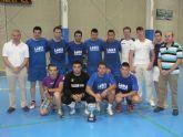 'Automaza' se proclama campeón de la Liga Local de Fútbol Sala