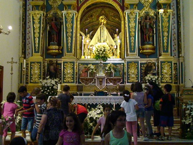 La procesión del Corpus Christi se celebrará el domingo 10 de junio tras la misa de 7, Foto 1