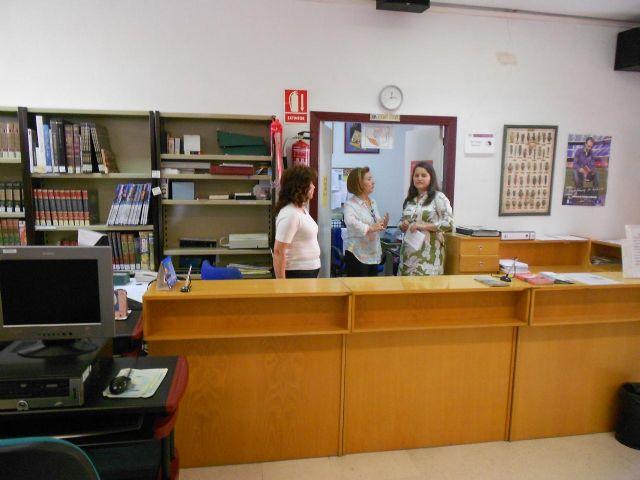 Las bibliotecas del municipio recuperan la normalidad - 1, Foto 1