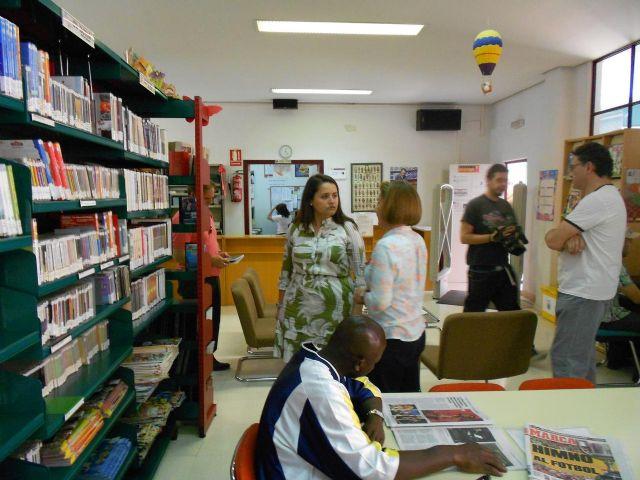 Las bibliotecas del municipio recuperan la normalidad - 3, Foto 3