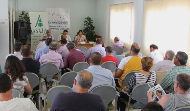 El Ayuntamiento y ADEA-ASAJA promueven un Seminario Práctico para informar a agricultores y ganaderos sobre ayudas y subvenciones - 1, Foto 1