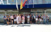 Profesores de seis países europeos, de intercambio docente en Las Torres de Cotillas