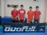 Tenis de mesa. Resultados fin de semana 25-26 de abril 2012