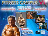 EL VI Fitness Campus tendrá lugar el próximo 9 de junio en Totana