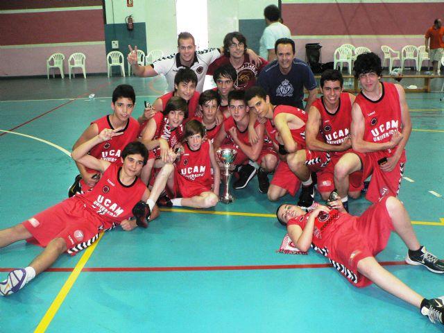 Mazarrón vibra con las Final Four de baloncesto infantil - 2, Foto 2