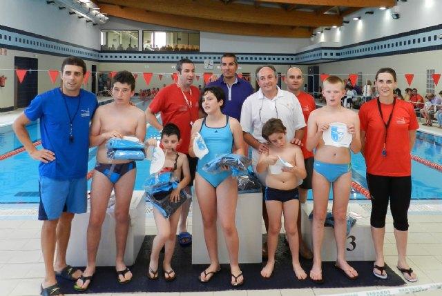 """Más de un centenar de niños participan en el """"IV Campeonato de Natación Infantil 2012"""" - 1, Foto 1"""