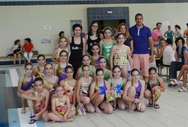 """Más de un centenar de niños participan en el """"IV Campeonato de Natación Infantil 2012"""" - 2, Foto 2"""
