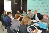 El delegado del Gobierno anuncia el regreso de las patrulleras de la Guardia Civil  en el Mar Menor para el verano