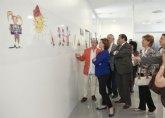 La Palma estrena un consultorio con mucho arte
