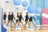 Rusas, búlgaras y españolas, las mejores del mundo en Gimnasia Estética