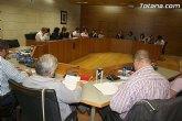 El Pleno aborda mañana las festividades locales de Totana para el año 2013