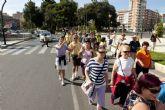 Más de medio millar de personas se apuntan a Marchamujer