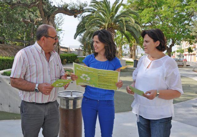 Puerto Lumbreras celebra el Mes del Medio Ambiente con una programación de actividades para el compromiso con el desarrollo sostenible - 1, Foto 1