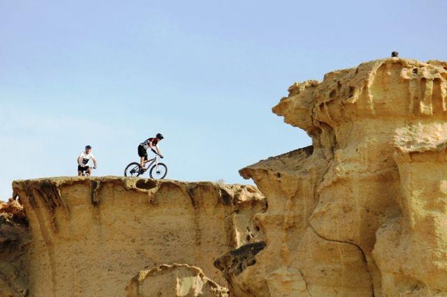 El equipo de Al Filo de lo Imposible rueda estos días en Mazarrón - 2, Foto 2