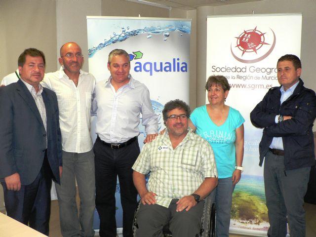 El equipo de Al Filo de lo Imposible rueda estos días en Mazarrón - 3, Foto 3