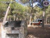 A partir de mañana no se podrá hacer ningún tipo de fuego en las barbacoas habilitadas en Sierra Espuña