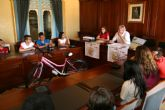 Una alumna de 'El Conde' gana el III Concurso Escolar de Carteles del Día del Medio Ambiente