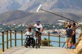 El equipo de 'Al Filo de lo Imposible' rueda estos días en Mazarrón