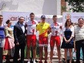 El caravaqueño Adrián Rodríguez gana la Copa de España de Ciclismo Junior