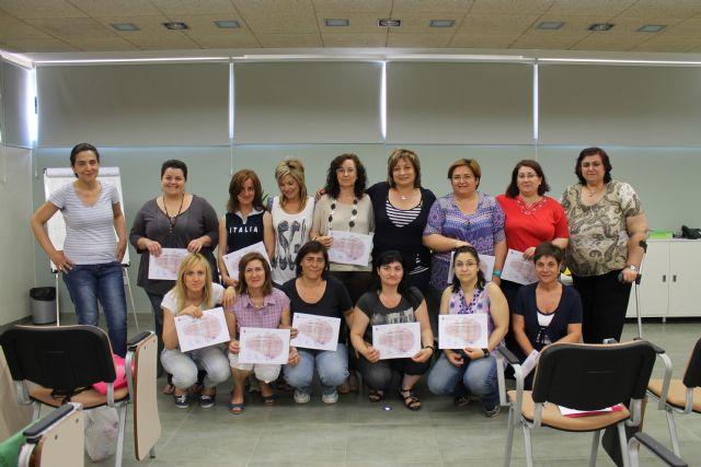 Más de quince mujeres aprenden inglés en el Vivero de Empresas para Mujeres, Foto 2
