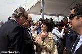 La alcaldesa de Totana apoya la puesta en marcha del proyecto Paramount